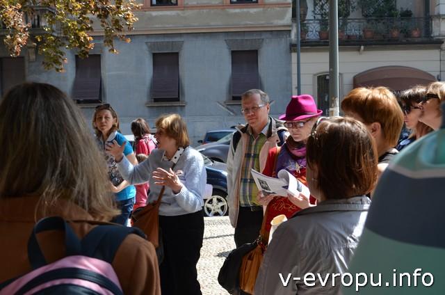 Ирина из Болоньи - постоянная участница Живых Встреч - знает Италию изнутри и делится своими наблюдениями