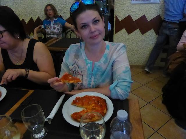 Елена из Воткинска участвует в Живой Встрече во 2 раз