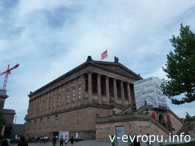 Пергамонский Музей в Берлине