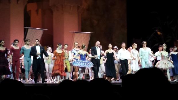 Гала-концерт в Венской Опере