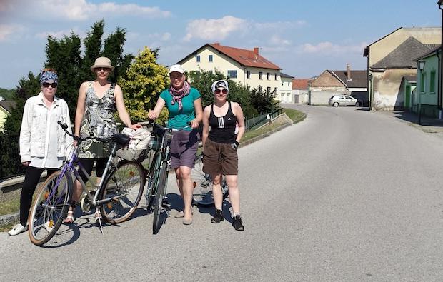 На сельской дороге Австрии