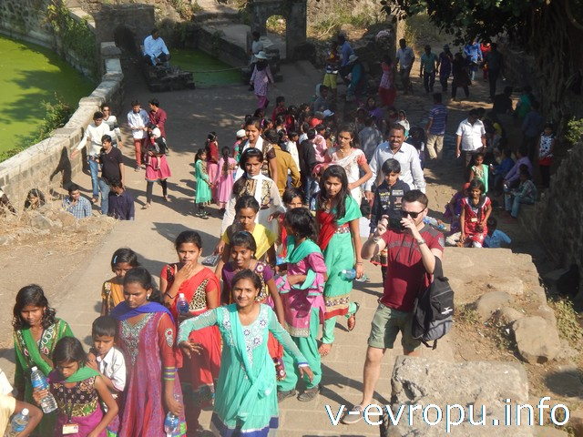 Индия. Разноцветие