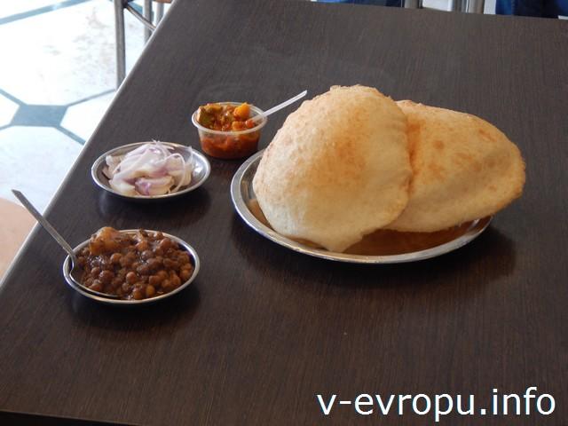 Индия. Веганская кухня